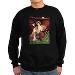 Angel #1/Rottweiler Sweatshirt (dark)
