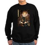 Queen & Rottie Sweatshirt (dark)