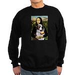 Mona / Saint Bernard Sweatshirt (dark)