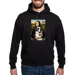 Mona / Saint Bernard Hoodie (dark)