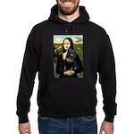Mona's Schipperke (#5) Hoodie (dark)