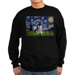 Starry / Schnauzer Sweatshirt (dark)