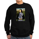 Mona /Scot Deerhound Sweatshirt (dark)