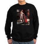Accolade / Sheltie tri Sweatshirt (dark)