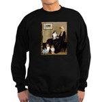 Whistler's / 3 Shelties Sweatshirt (dark)