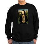 Mona Lisa / Silky T Sweatshirt (dark)