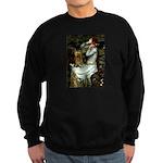 Ophelia / Silky T Sweatshirt (dark)