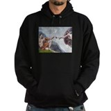 Creation / Weimaraner Hoodie