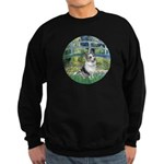 Bridge / Welsh Corgi (Bl.M) Sweatshirt (dark)