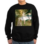 Dancer1/Wheaten T Sweatshirt (dark)