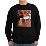 Dancer1/Wheaten T (7) Sweatshirt (dark)