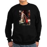 Princess & Wheaten Sweatshirt (dark)