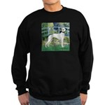 Bridge & Whippet Sweatshirt (dark)