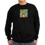 IRISES / Yorkie (17) Sweatshirt (dark)