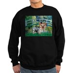 Bridge / Yorkie (T) Sweatshirt (dark)