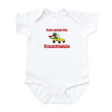 Vincentmobile Infant Bodysuit