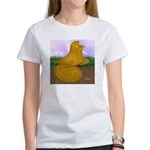Yellow ET Pigeon Women's T-Shirt