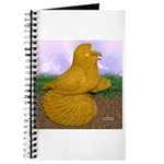 Yellow ET Pigeon Journal