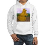 Yellow ET Pigeon Hooded Sweatshirt