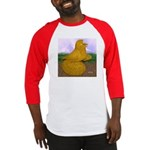 Yellow ET Pigeon Baseball Jersey