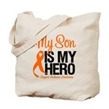 Leukemia Hero Tote Bag