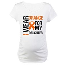 I Wear Orange For Daughter Shirt