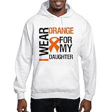 I Wear Orange For Daughter Hoodie