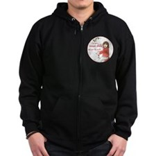 Your Inner Child... Zip Hoodie