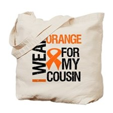 I Wear Orange For Cousin Tote Bag