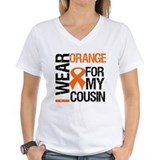 I Wear Orange For Cousin Shirt