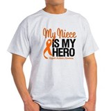 LeukemiaHero Niece T-Shirt