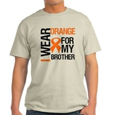 I Wear Orange For Brother T-Shirt