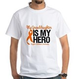 LeukemiaHero Granddaughter Shirt