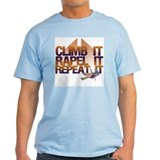 Repel It/Climber Ash Grey T-Shirt