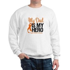 LeukemiaHero Dad Sweatshirt
