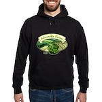 Salmonella Farms - Cilantro Hoodie (dark)