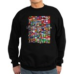 Let the Games Begin Dark Sweatshirt (dark)