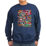 Parade of Nations Dark Jumper Sweater