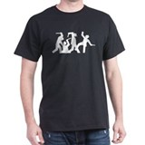 Stick Figures In Peril T-Shirt