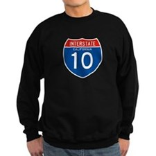 Interstate 10 - CA Sweatshirt