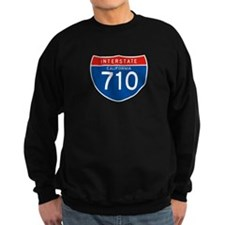 Interstate 710 - CA Sweatshirt