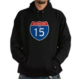 Interstate 15 - UT Hoodie