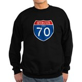 Interstate 70 - UT Sweatshirt