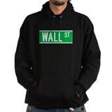 Wall St., New York - USA Hoody