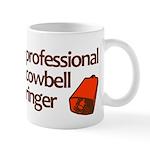 """Cowbell Ringer"" Mug"