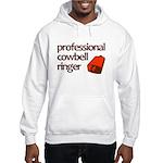 """""""Cowbell RInger"""" Hooded Sweatshirt"""
