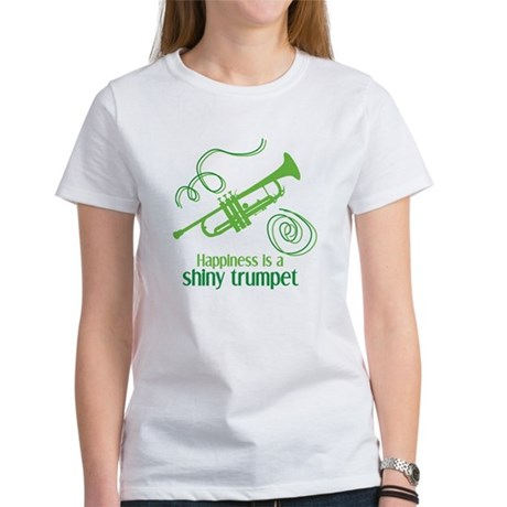 Shiny Trumpet Women's T-Shirt