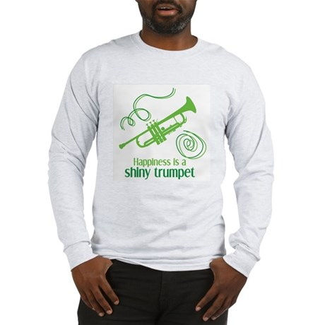 Shiny Trumpet Long Sleeve T-Shirt