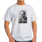 Quantum Physics: Niels Bohr Ash Grey T-Shirt