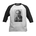 Quantum Physics: Niels Bohr Kids Baseball Jersey